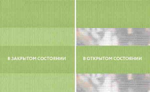 Базик зеленый