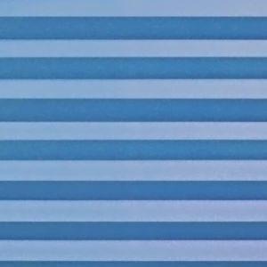 Креп перламутр голубой