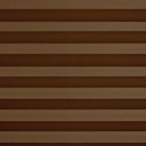Креп перламутр коричневый