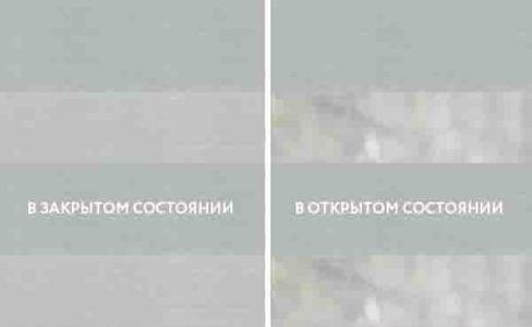 Металлик серебро