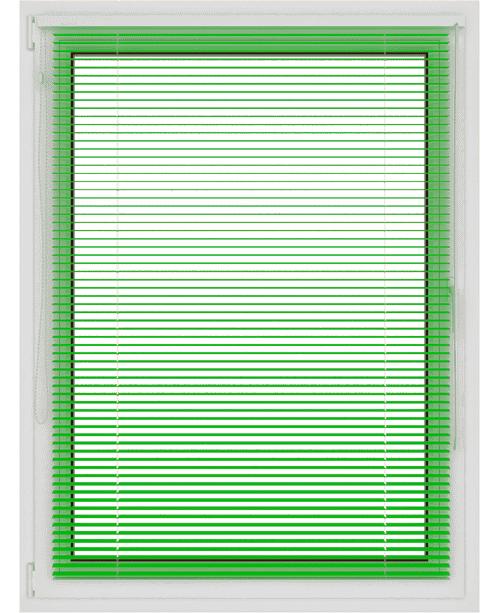 классические горизонтальные алюминиевые жалюзи