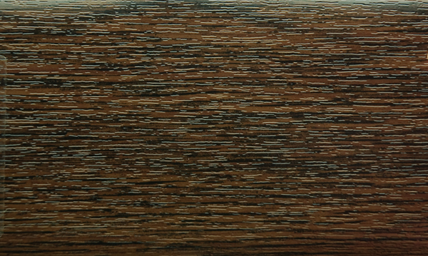 комплектация горизонтальных жалюзи темный дуб